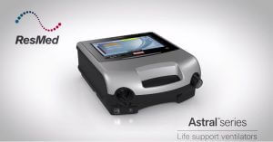 Astral machine life support to treat NMD