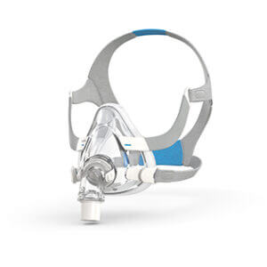 AirFit F20 compact full face mask him-ResMed Middle East