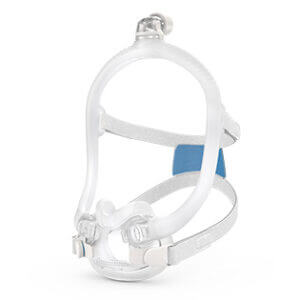 AirFit F30i tube-up full-face mask for sleep apnoea patients - ResMed Middle East