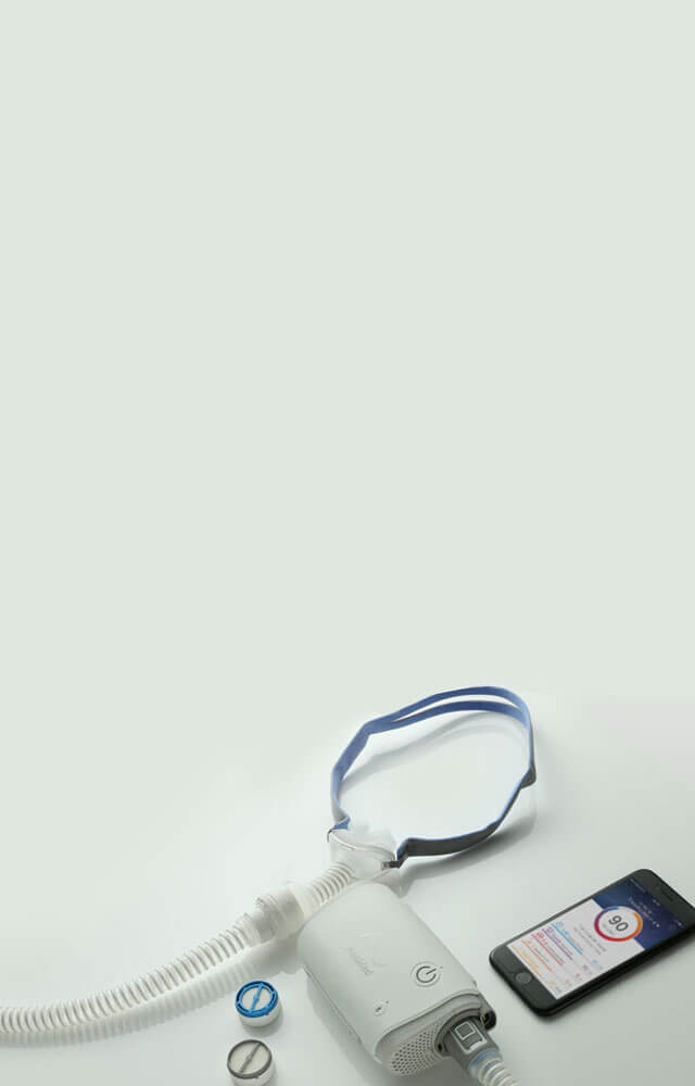 AirFit P10 for Airmini solution cpap mask-mobile-image-ResMed Middle East