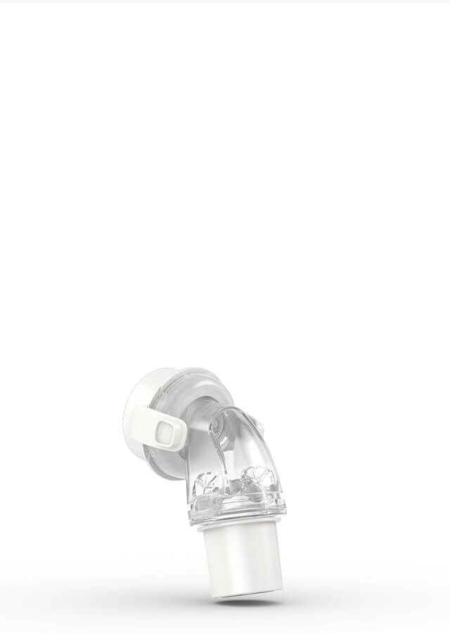 Quiet Air diffuse vent mask-ResMed Middle East