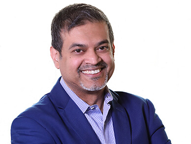 Bobby Ghoshal ResMed Chief Technology Officer