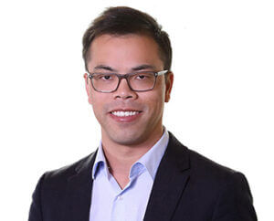 Justin Leong ResMed President, Asia Growth Market