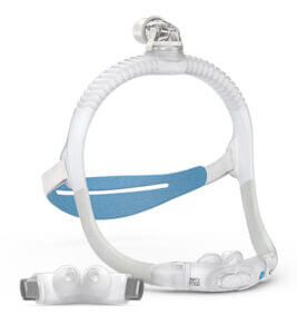 AirFit P30i tube up nasal pillows CPAP mask-ResMed Middle East